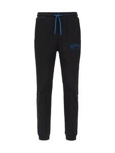 BOSS - Hadiko Jersey Trousers -housut - 001 BLACK | Stockmann