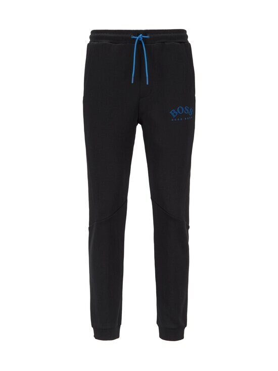 BOSS - Hadiko Jersey Trousers -housut - 001 BLACK | Stockmann - photo 1