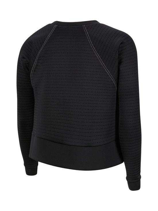Nike - Lux Dry Fleece -paita - 010 BLACK/METALLIC SILVER | Stockmann - photo 2