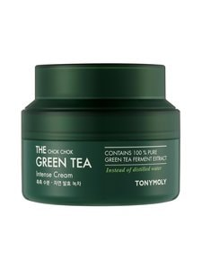 TONYMOLY - The Chok Chok Green Tea Intense Cream -kasvovoide 60 ml | Stockmann