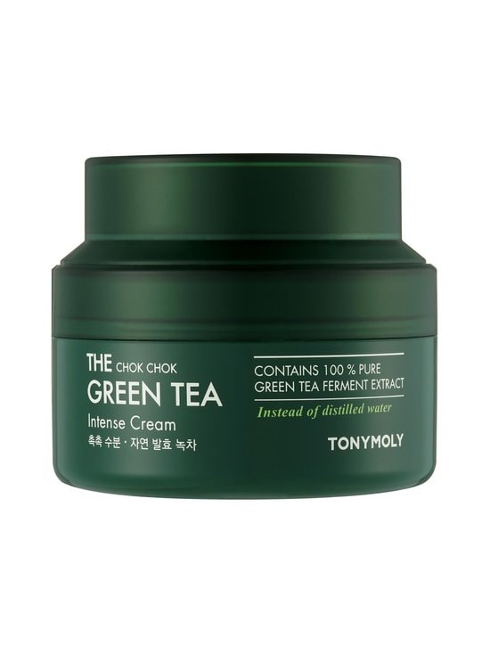 TONYMOLY - The Chok Chok Green Tea Intense Cream -kasvovoide 60 ml - NOCOL | Stockmann - photo 1