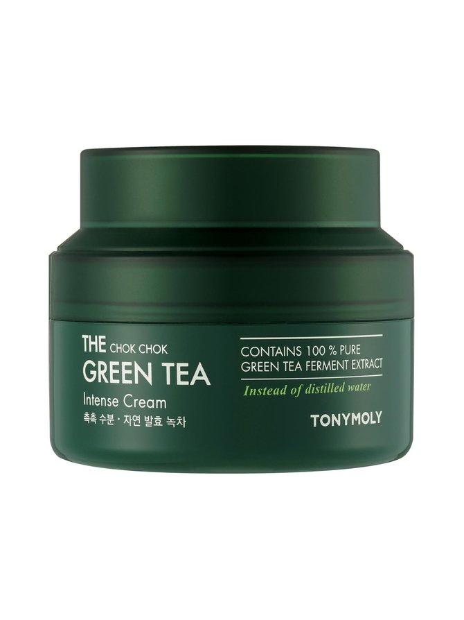 The Chok Chok Green Tea Intense Cream -kasvovoide 60 ml