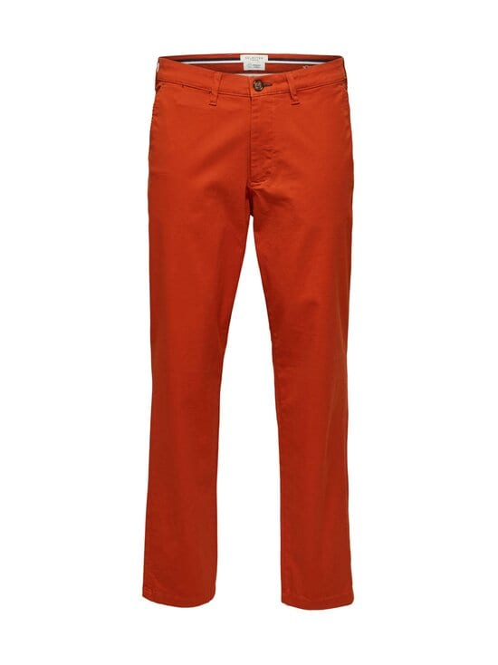 Selected - SlhSlim-Miles Flex Chino -housut - KETCHUP | Stockmann - photo 1