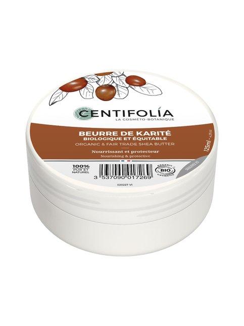 Organic Shea Butter -karitevoi 125 ml