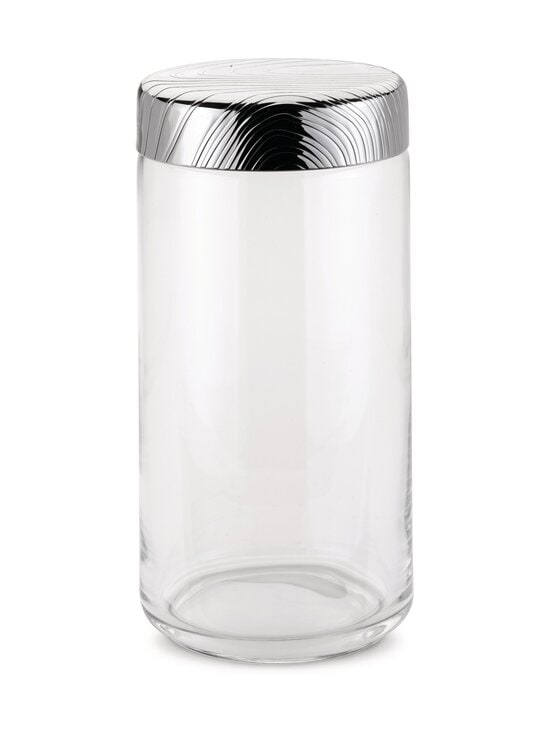 Alessi - Veneer-lasipurkki 150 cl - STEEL | Stockmann - photo 1