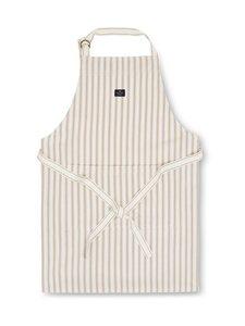 Lexington - Icons Cotton Herringbone Striped -esiliina - BEIGE/WHITE | Stockmann