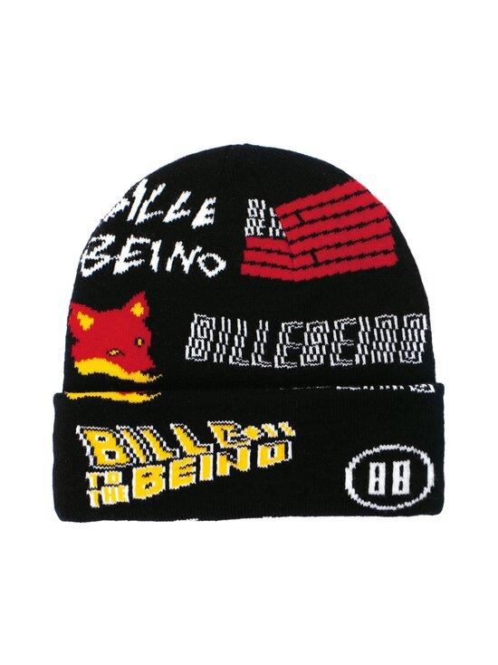 BILLEBEINO - Crazy Beanie -pipo - 99 BLACK | Stockmann - photo 1