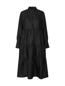SECOND FEMALE - Rosalina Midi Dress -mekko - 8001 BLACK | Stockmann