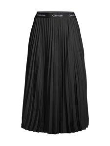 Calvin Klein Womenswear - Sunray Pleat -midihame - BEH CK BLACK | Stockmann