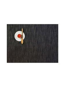 Chilewich - Bamboo-tabletti 36 x 48 cm - SMOKE (TUMMANHARMAA) | Stockmann