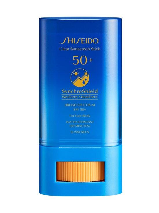 Shiseido - Clear Sun Care Stick UV Protector SPF 50+ -aurinkosuojastick 20 g - NOCOL | Stockmann - photo 1