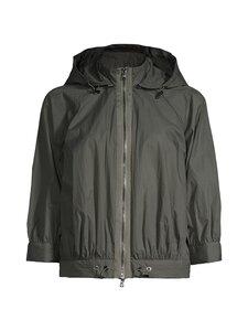 Emporio Armani - Hooded Jacket -takki - 0542 VERDE SPEZIA   Stockmann