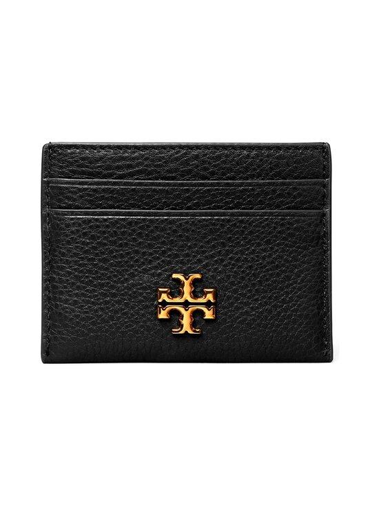 Tory Burch - Kira Pebbled Card Case -korttikotelo - 001 BLACK | Stockmann - photo 1