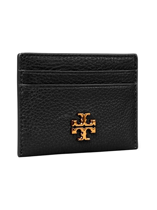 Tory Burch - Kira Pebbled Card Case -korttikotelo - 001 BLACK | Stockmann - photo 3