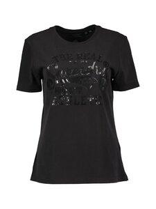 Superdry - Black Out Tee -paita - 02A BLACK | Stockmann