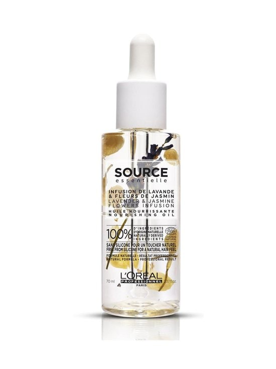 L'Oréal Professionnel - Source Essentielle Nourishing -hiusöljy 75 ml - NOCOL | Stockmann - photo 1