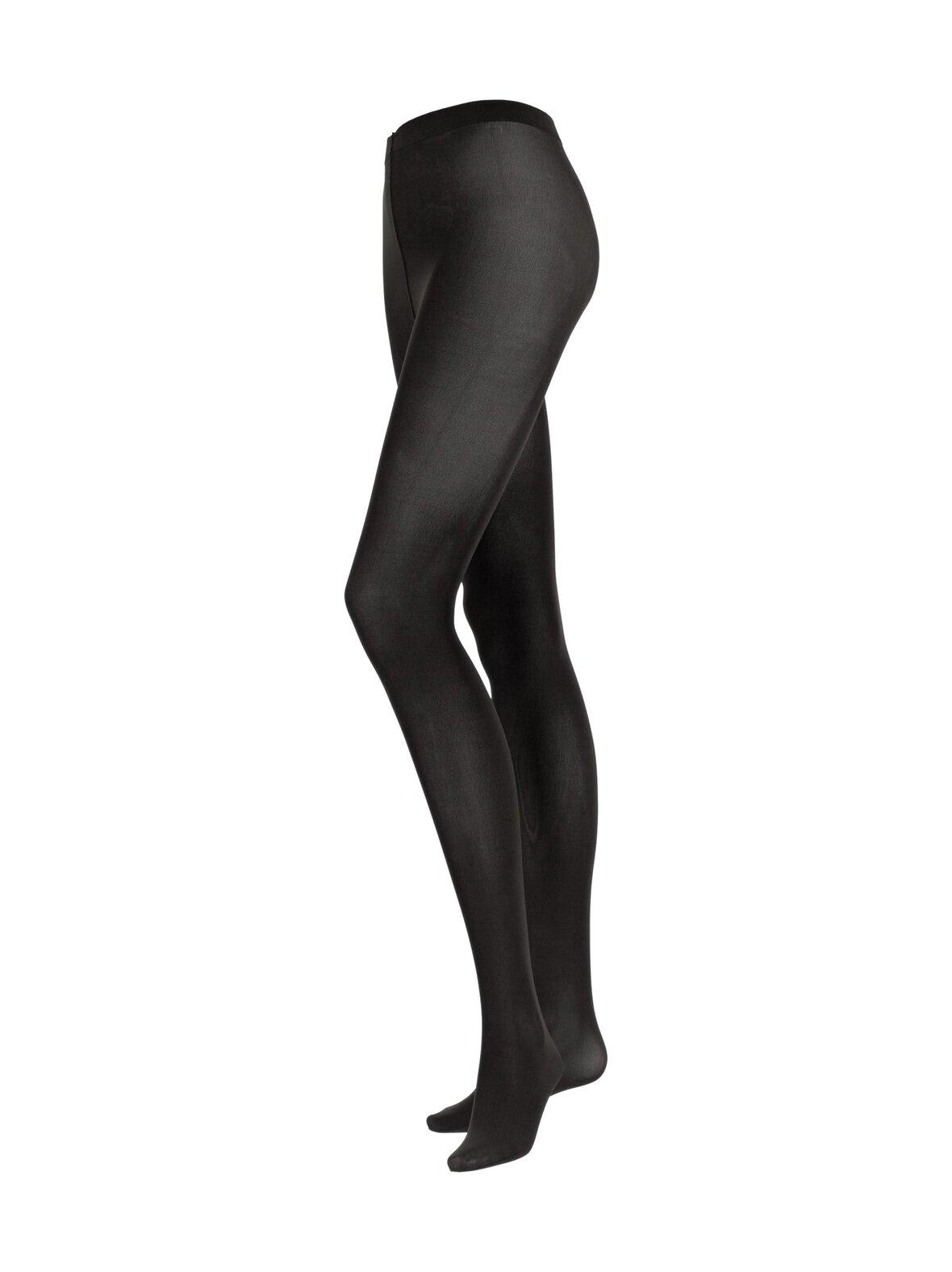 Black (musta) Wolford Opaque 70 den -sukkahousut  5bb248d941