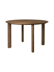 UMAGE - Comfort Circle Table -pöytä 120 x 74,7 cm - DARK OAK | Stockmann
