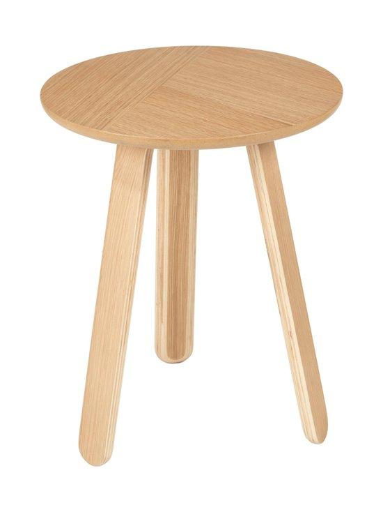 Gubi - Paper Side Table -sohvapöytä ⌀ 42 cm - OAK SEMI MATT LACQUERED | Stockmann - photo 1