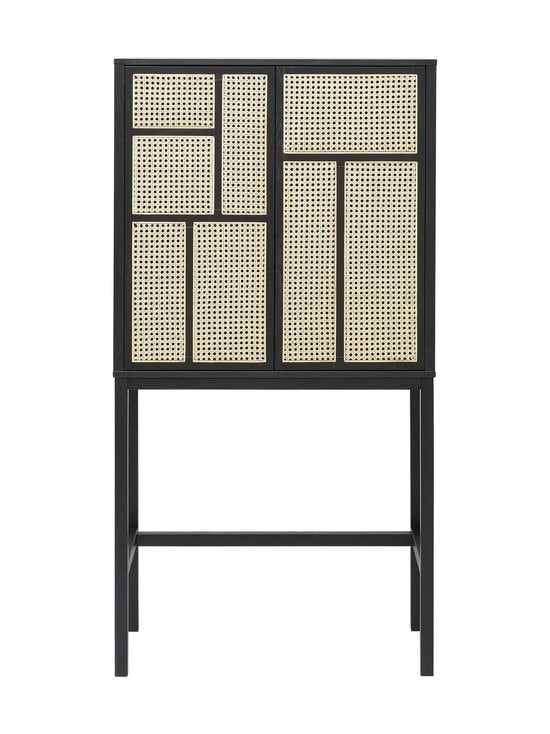 Design House Stockholm - Air-kaappi 80 x 144 x 38 cm - BLACK | Stockmann - photo 1