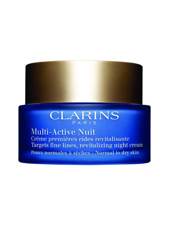 Clarins - Multi-Active Night Cream Comfort -yövoide 50 ml | Stockmann - photo 1