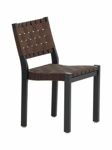 Artek - 611-tuoli - MAALATTU MUSTA/MUSTA/RUSKEA | Stockmann