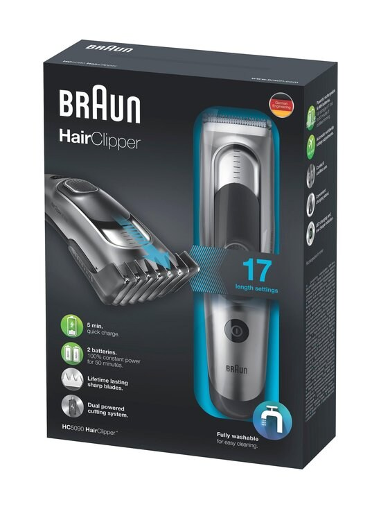 Braun - HC5090-kotiparturi - SILVER | Stockmann - photo 1