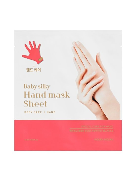 Holika Holika - Baby Silky Hand Mask Sheet -käsinaamio 30 ml - NOCOL | Stockmann - photo 1