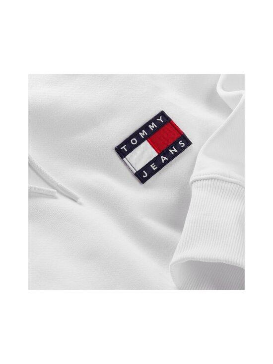 Tommy Jeans - Tjm Tommy Badge -huppari - YBR WHITE   Stockmann - photo 3
