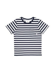 Makia - Verkstad-paita - NAVY-WHITE | Stockmann