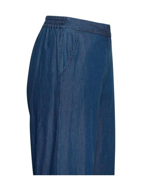 Moss Copenhagen - Rida Lyanna Pants -housut - MID BLUE WASH | Stockmann - photo 4