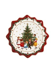 Villeroy & Boch - Toy's Fantasy Kids Dancing Plate Deep -syvä lautanen 39 x 39 x 3,5 cm - MULTICO   Stockmann