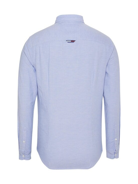 Tommy Jeans - Tjm Slim Stretch Oxford -kauluspaita - BLUELIGHT | Stockmann - photo 2
