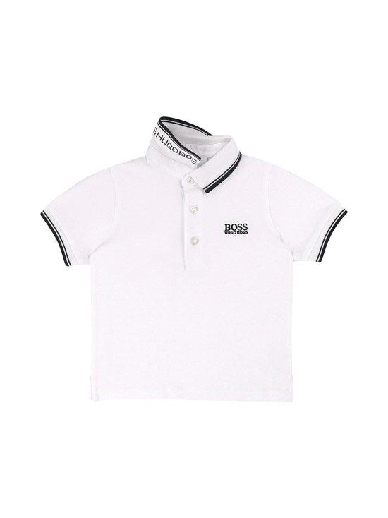 Hugo Boss Kidswear - Pikeepaita - 10B WHITE | Stockmann - photo 2