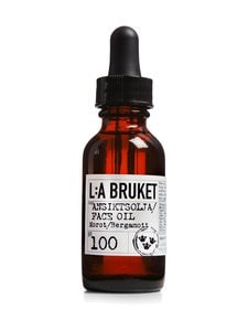 L:A Bruket - No 100 Face Oil Carrot/Bergamot -kasvoöljy 30 ml | Stockmann