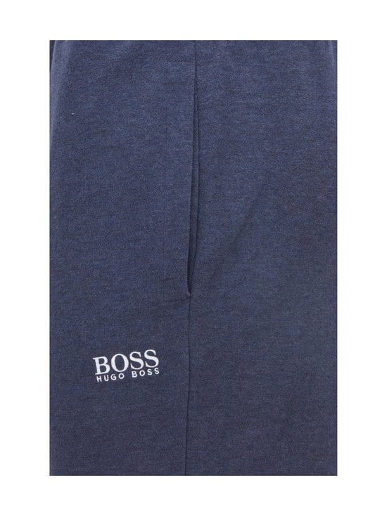 BOSS - Cuffed Loungewear Trousers -housut - 405 DARK BLUE | Stockmann - photo 2