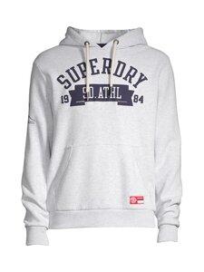 Superdry - T&F HOOD -huppari - 5WB GLACIER GREY MARL | Stockmann