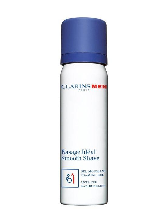 Clarins - Clarins Men Smooth Shave Foaming Gel 150 ml -parranajogeeli - null | Stockmann - photo 1