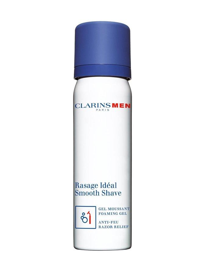 Clarins Men Smooth Shave Foaming Gel 150 ml -parranajogeeli