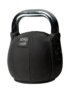 Casall - Kettlebell soft 12 kg -kahvakuula - 901 BLACK | Stockmann