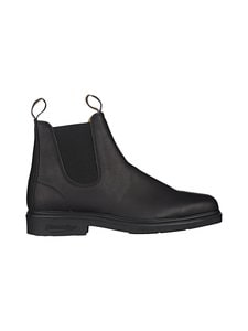 Blundstone - 068 Chelsea Boot -nahkanilkkurit - BLACK PREMIUM OIL | Stockmann
