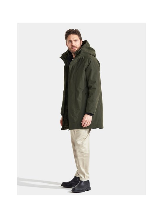 Didriksons - Gunnar-parka - 447 FOREST GREEN | Stockmann - photo 7