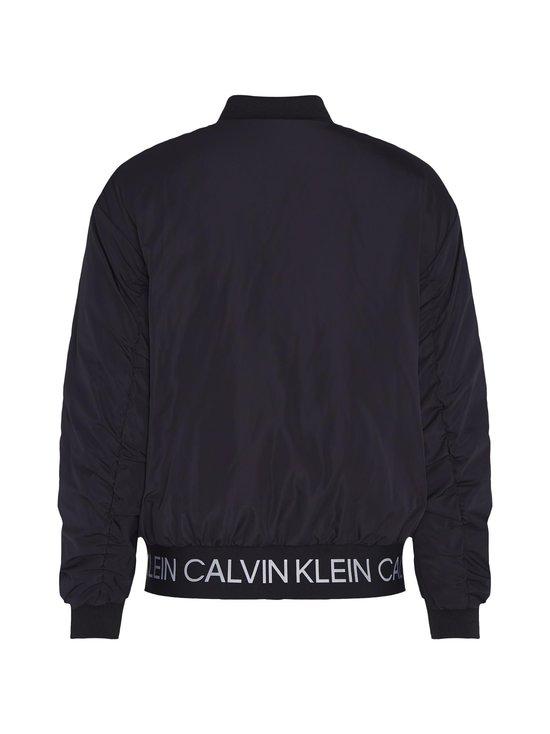 Calvin Klein Performance - Padded Jacket -takki - 007 CK BLACK | Stockmann - photo 2
