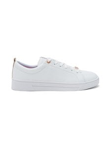 Ted Baker London - Gielli-nahkasneakerit - 99 WHITE | Stockmann