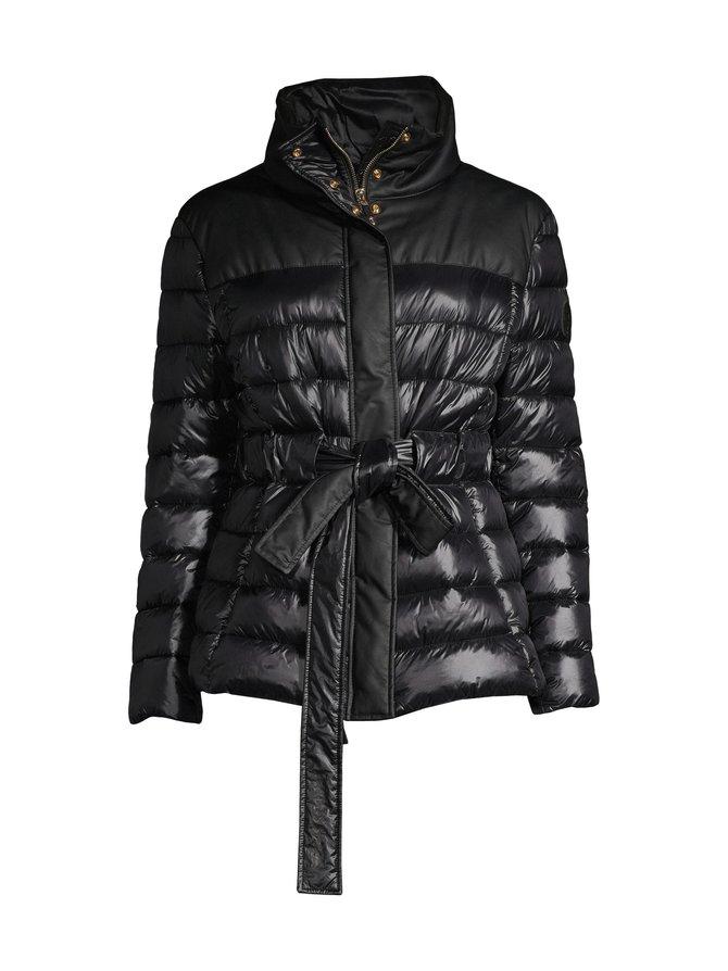 Quilted Jacket -takki