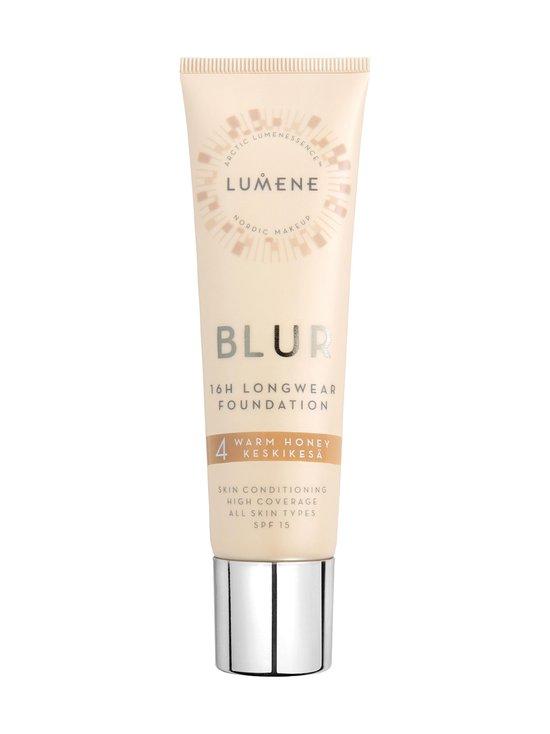 Lumene - Blur SPF 15 -pitkäkestoinen meikkivoide 30ml - 4 KESKIKESÄ | Stockmann - photo 1