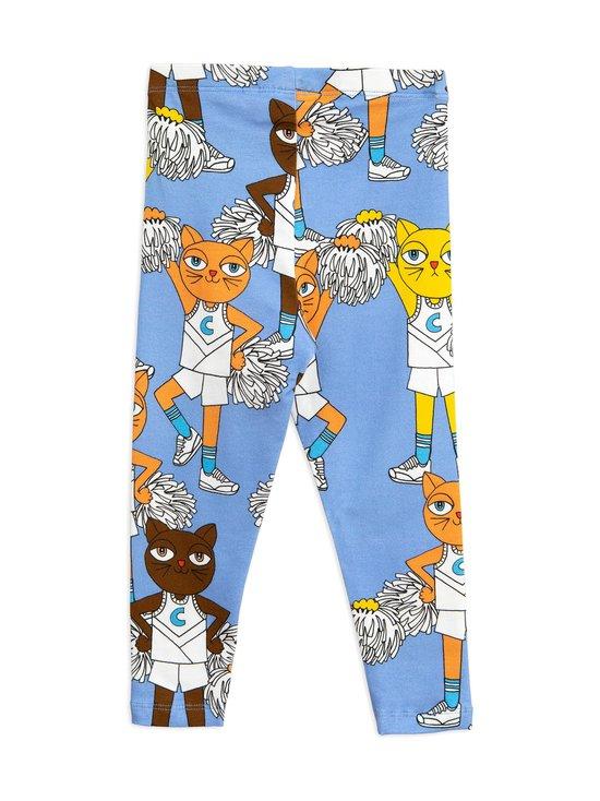 Mini Rodini - Cheercat-leggingsit - BLUE   Stockmann - photo 2