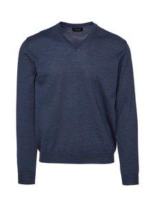 SAND Copenhagen - Cool Wool Iv -merinovillaneule - 573 MEDIUM BLUE | Stockmann