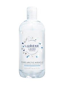 Lumene - LÄHDE Pure Arctic Miracle 3-in-1 Micellar Cleansing Water -misellivesi 500 ml - null | Stockmann