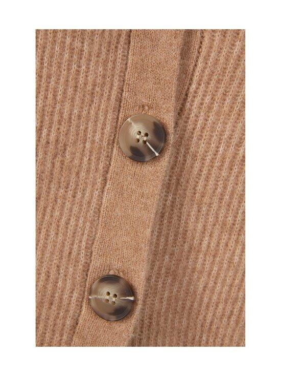 Neo Noir - Gimma Knit Cardigan -villasekoiteneuletakki - 205 BROWN MELANGE | Stockmann - photo 3